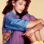 Alyssa Milano discards image of tomboy kid on TV's `Boss'