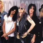 Guns N' Roses' lyrics become secondary to incendiary sound