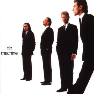 Tin Machine gives its singer power to be Simply Bowie