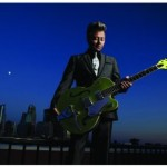 Brian Setzer and orchestra show fans great time