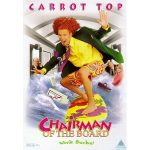 """Chairman of the Board"": Carrot Top movie rates near bottom"