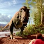 "Dino-MIGHT! IMAX brings ""T-Rex: Back to the Cretaceous"" to life"