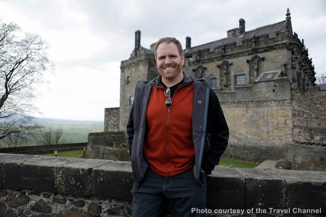 Go Away With ... Josh Gates