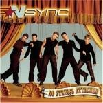 'N Sync in charge on `Strings'