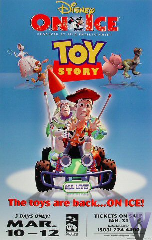 Jae Ha Kim Disney On Ice Presents Toy Story At The