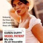 Karen Duffy: Courage is model's makeup