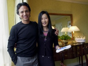 Benjamin Bratt finds rhyme, reason in poet role