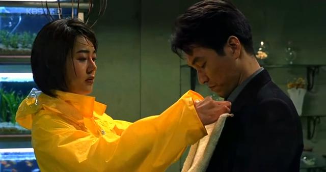Korean tensions erupt in action film 'Shiri' (쉬리)