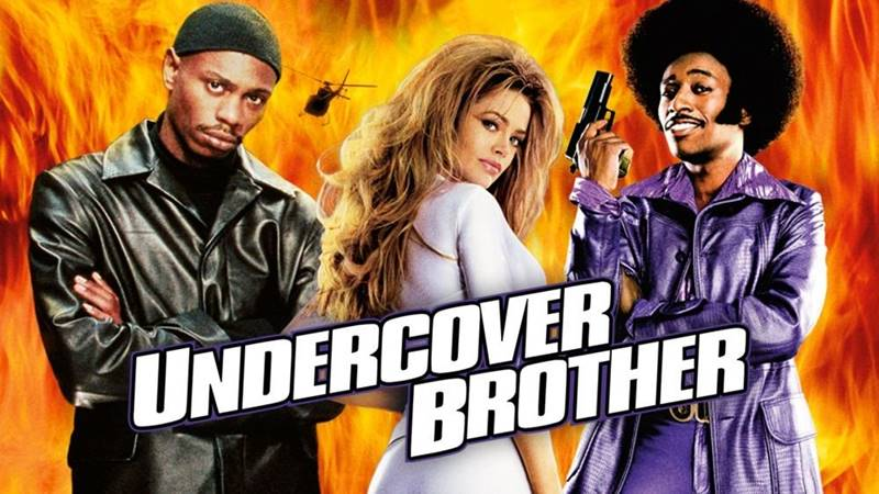 "A fly spy: ""Undercover Brother"" – Jae-Ha Kim"