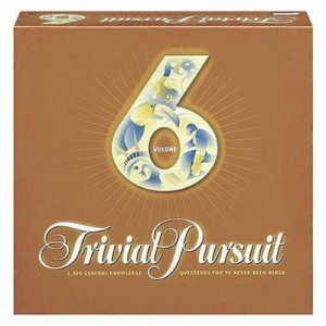 Trivial Pursuit celebrates its 20th anniversary