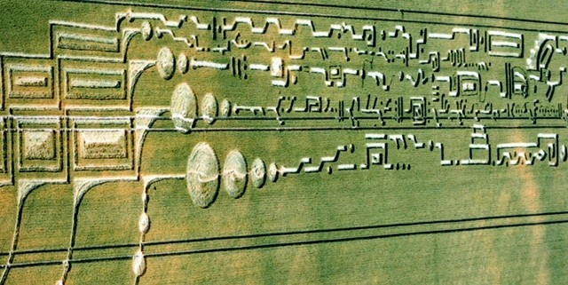 'Crop Circles' just an uneven account of bizarre phenomenon