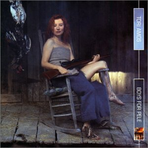 Persona differs, but voice is all Tori Amos