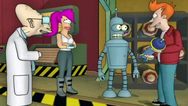 Game Zone: Futurama, Silent Hill 3, Downhill Domination