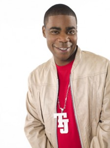 Speaking with ... Tracy Morgan