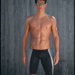 Michael Phelps: Olympians' swimwear works in water and with the ladies