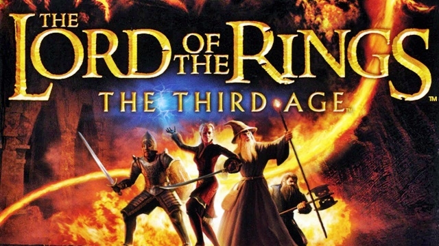 Game Zone: The Lord of the Rings: The Third Age, Star Wars Knights of the Old Republic II--The Sith Lords, Crash 'N' Burn