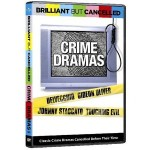 """Brilliant But Cancelled: Crime Dramas"""