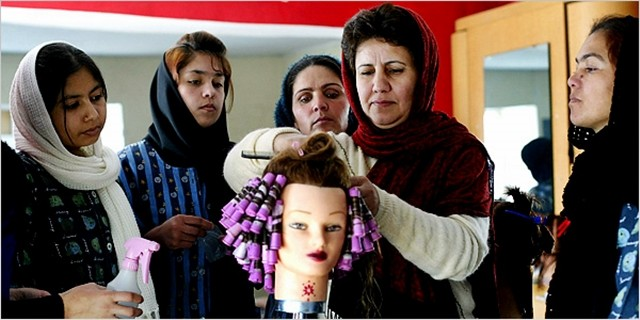 Beauty Academy of Kabul