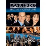 """Law & Order: Special Victims Unit"" — Season 3"