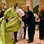 """Yves Saint Laurent: His Life and Times"" / ""Yves Saint Laurent: 5 Avenue Marceau"""