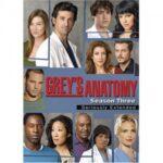 """Grey's Anatomy"" — Season Three"