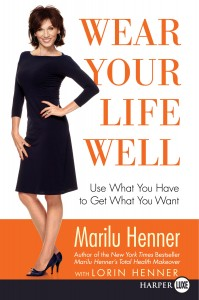 An organized, healthy lifestyle is the key to Marilu Henner's positive attitude