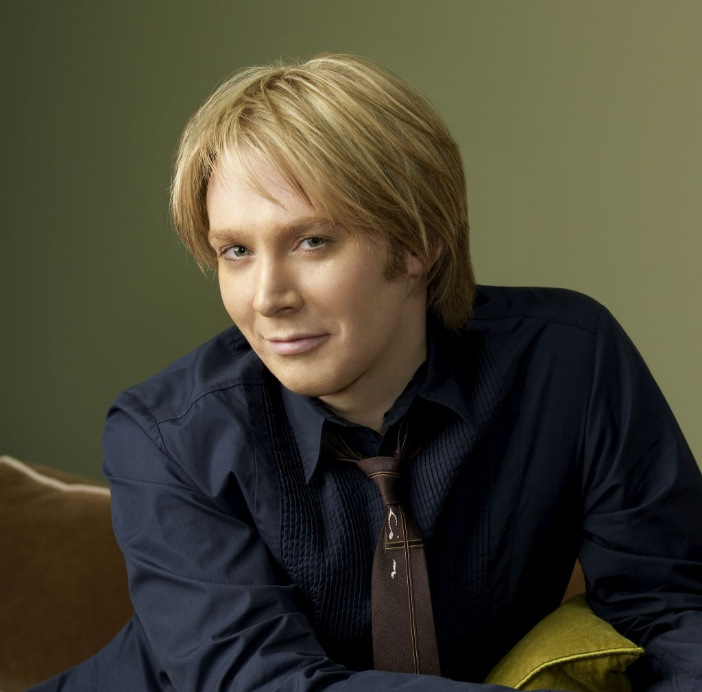 Go Away With ... Clay Aiken