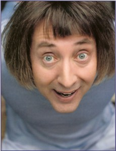 Go Away With … Emo Philips