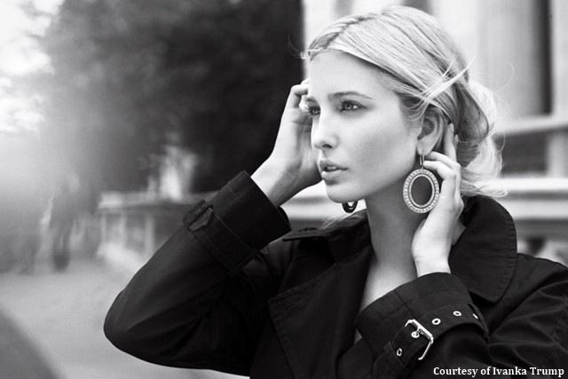 Go Away With … Ivanka Trump