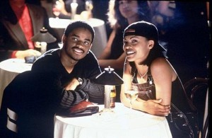 Go Away With … Larenz Tate
