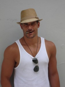 Go Away With ... Joe Manganiello