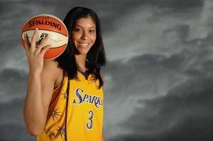 Go Away With ... Candace Parker
