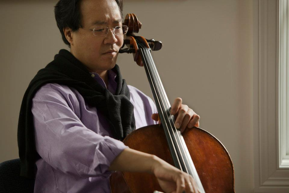 Go Away With … Yo-Yo Ma