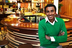 Go Away With ... Marcus Samuelsson