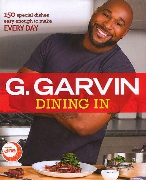 G. Garvin's new cookbook