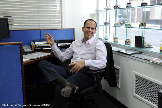 Go Away With … Marcus Lemonis