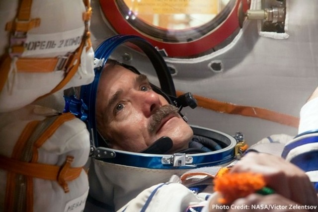 Go Away With ... Col. Chris Hadfield
