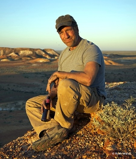 Go Away With ... Mike Rowe