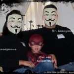 We're Anonymous