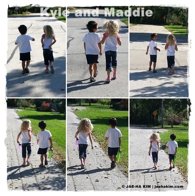 Kyle and Maddie