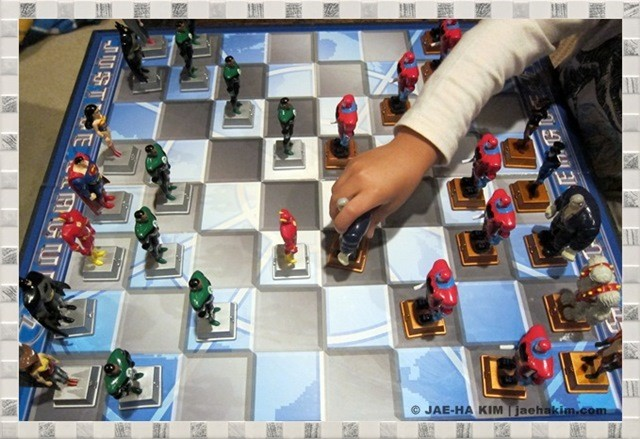 The Chess League