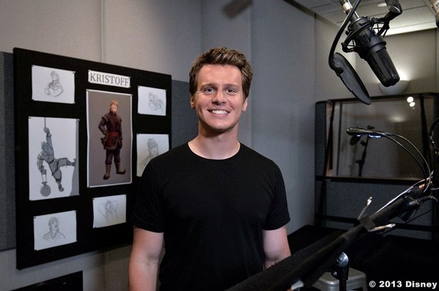 Go Away With … Jonathan Groff