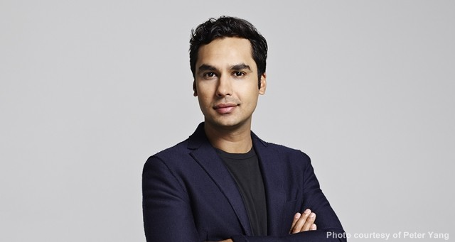Go Away With ... Kunal Nayyar