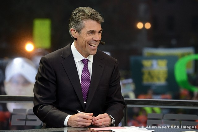 Go Away With ... Chris Fowler