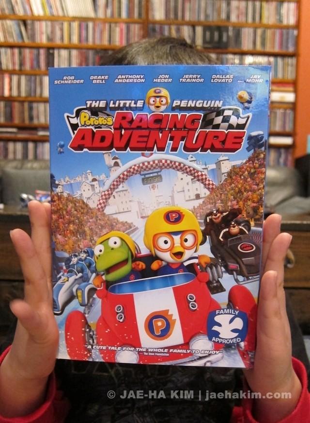 Pororo DVD