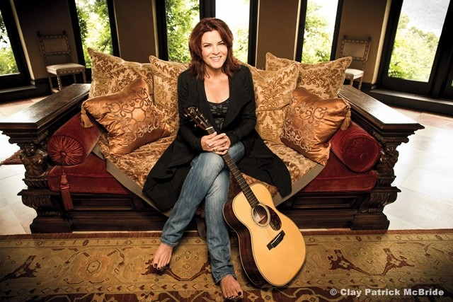 Go Away With ... Rosanne Cash