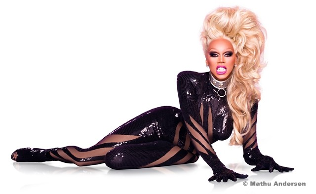 Go Away With ... RuPaul