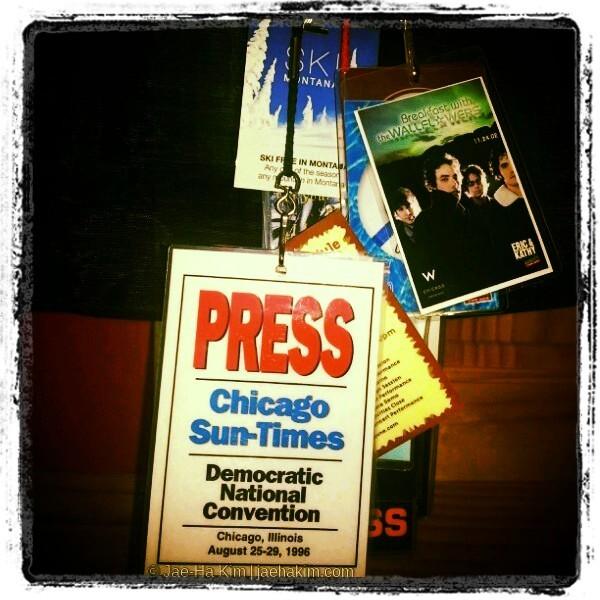 Press Passes