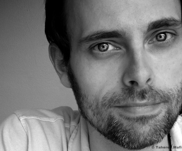 Go Away With ... Ransom Riggs