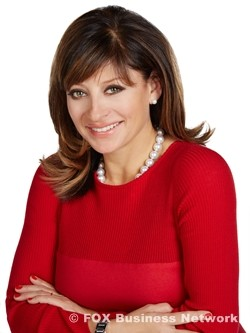 Go Away With … Maria Bartiromo